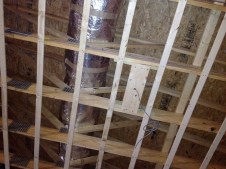 electrical and duct work