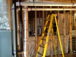 3/5/12 More plumbing.