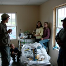 5/4/12 Tabetha brought chili for lunch–yum!