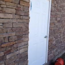 6/30/12 Matt's painted door
