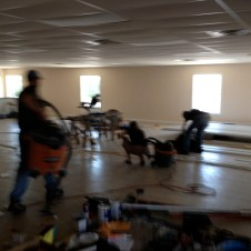 6/30/12 cleaning so fast it's a blur! :)