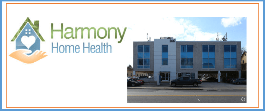 96928acdc48 Harmony Home Health Care Leasing 146 Montgomery Avenue