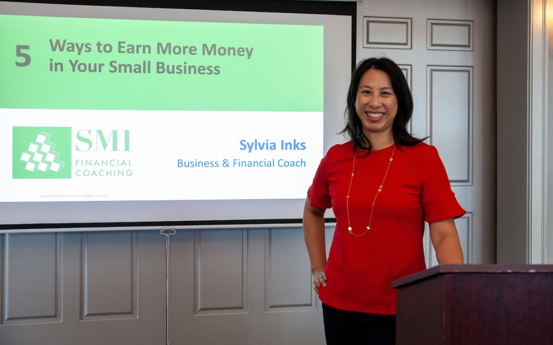 Sylvia Inks presentation