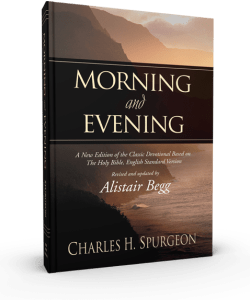 Morning and Evening Daily Devotional
