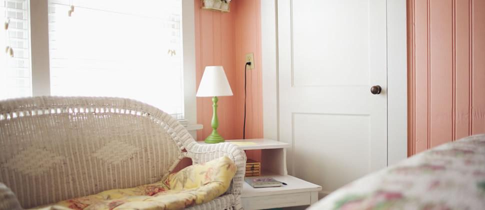 Beacon House Inn Bed & Breakfast: Spring Garden