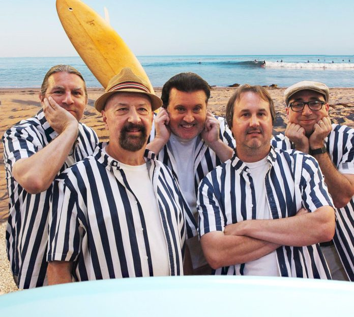 SplashBack! The ultimate Beach Boys tribute band surfs into DeLand