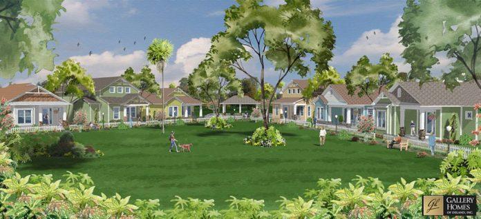 Cottage community planned for DeLand neighborhood