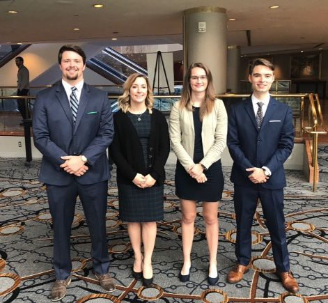 Stetson ethics team takes first, second at competition