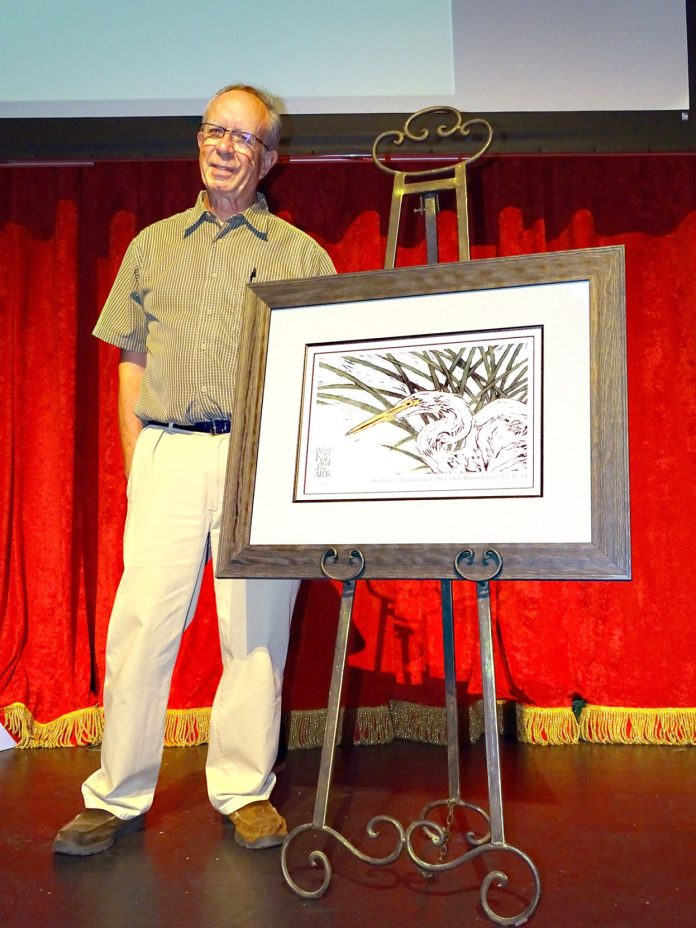 DeLand Fall Festival of the Arts featured artist for 2018 is David Hunter