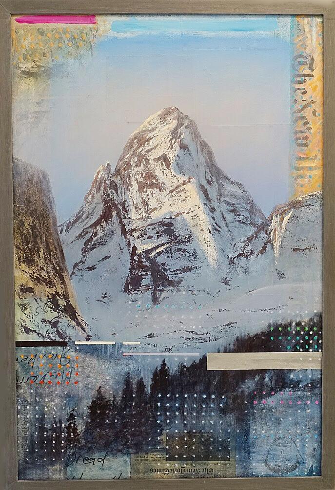 Exhibit of Adam Straus' artwork now open in DeLand