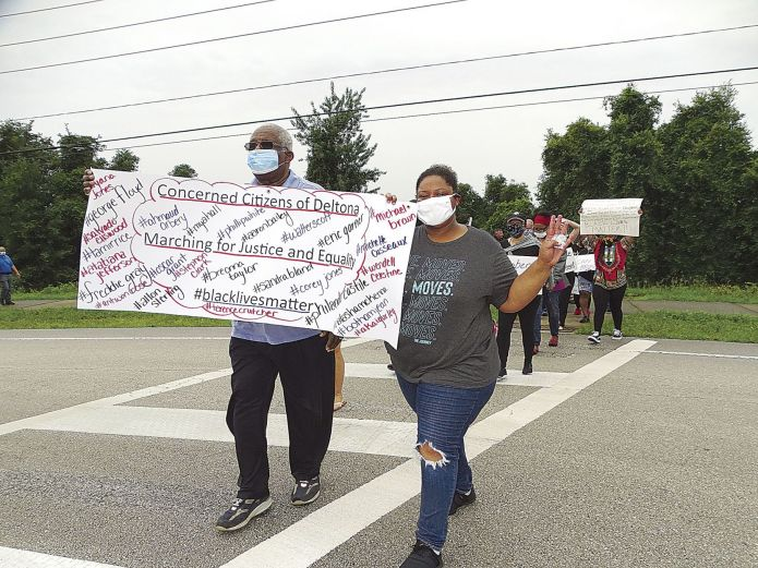 Local NAACP is working for change — now
