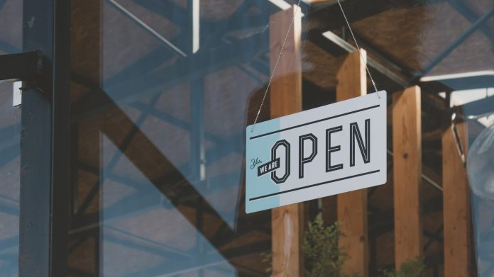 <p>Small business with an open sign</p><p>PHOTO COURTESY ADOBE STOCK</p>