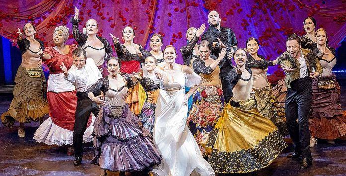 Flamenco del Sol presents season two of Romeo y Julieta June 13 at the Athens Theatre