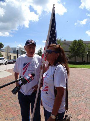 <p><p>Brian and Rosa Meddaugh speak to FOX35 news team.</p></p><p></p>