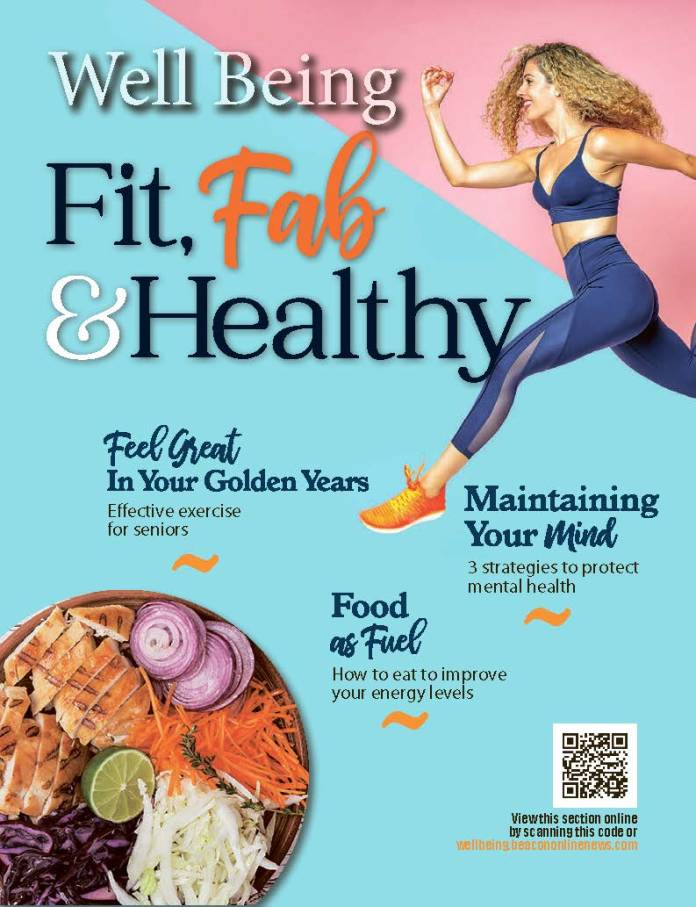 Well Being - Fit, Fab, Healthy