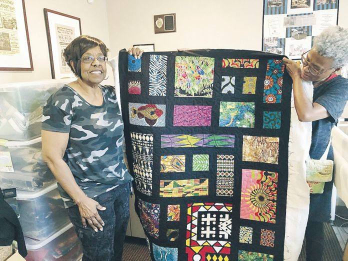 Arts & Entertainment: Lauren Austin's works are in a new quilting exhibit