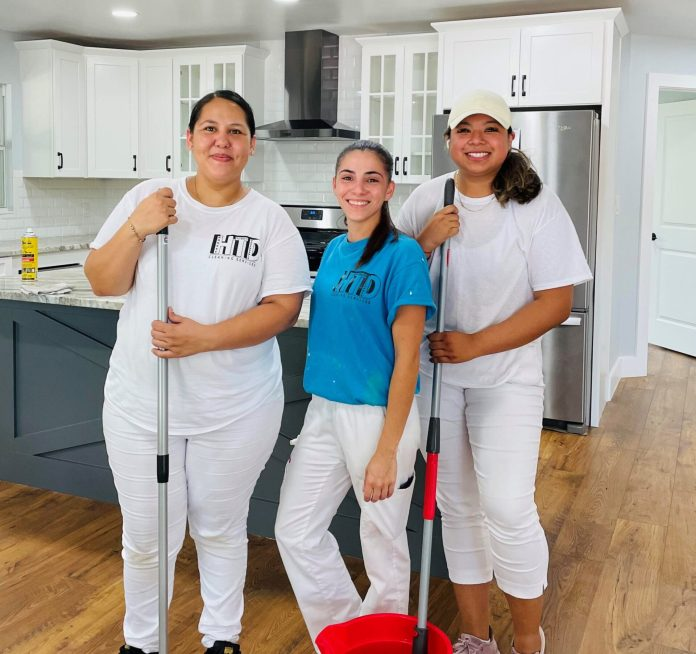 Housecleaners