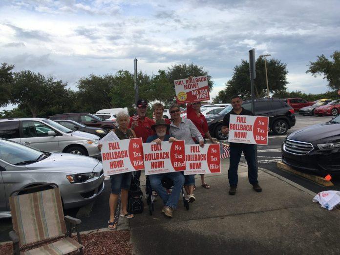 Despite protesters, Deltona City Commission moves to raise taxes