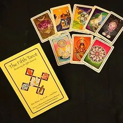 The Fifth Tarot deck set