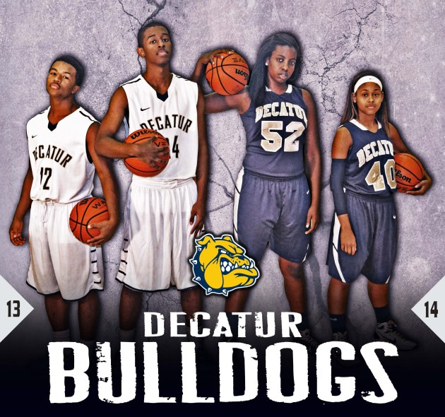 2013-2014 DHS Basketball Promo Photo