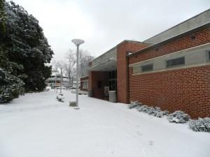 Decatur Recreation Center Thursday Morning