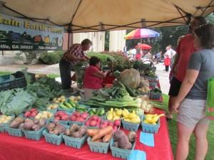 Market harvest