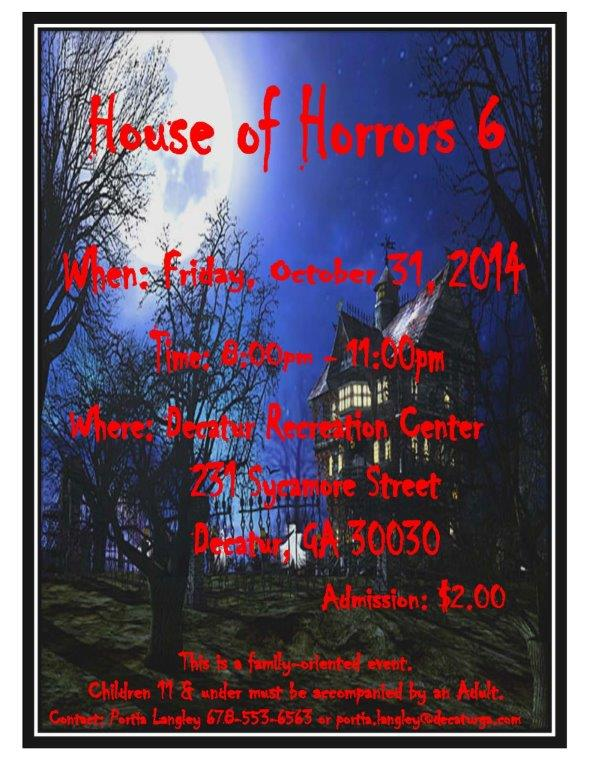 Rec Haunted House new2