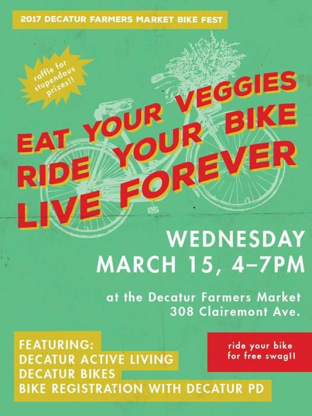 DFM Bike Fest Graphic - March 15 2017
