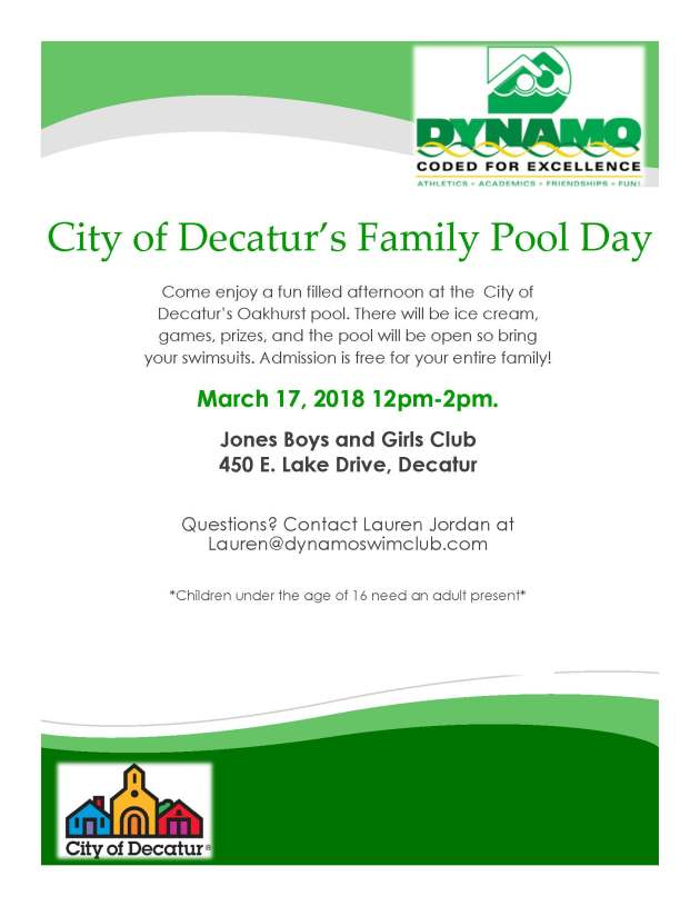 Family Day- March