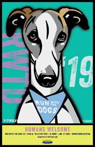 2019 run with dog