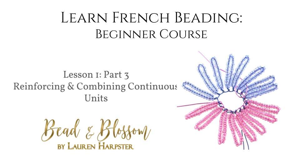 french beading tutorials