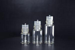 Glass Rollerball Bottle