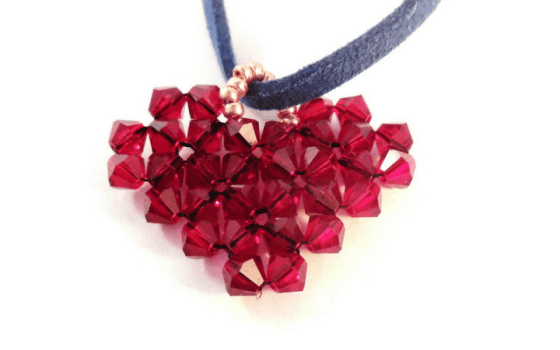 10 Beaded Jewelry Designs Perfect For Valentine's Day