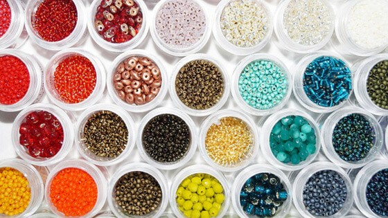 Bead containers - Traveling with beads