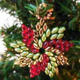 5 Most Popular Beading Patterns for Christmas
