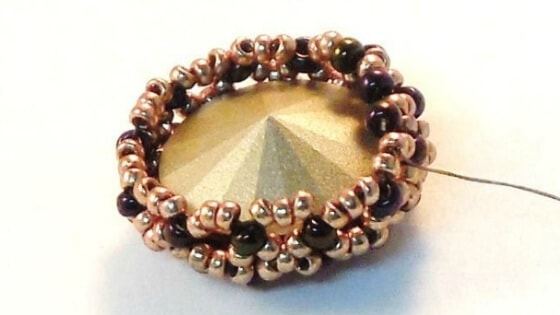 5 Top Tips For How To Make A Beaded Bezel