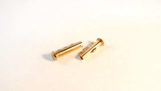 Slide Lock Clasp - The Most Popular Types of Jewelry Clasps and How To Use Them
