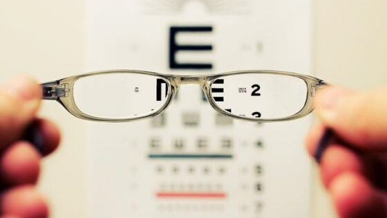One of the best beading tips to avoid eye strain while beading is to ensure your glasses are the correct prescription.