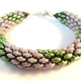 How To Make 10 Amazing Bracelet Patterns Using SuperDuo Beads