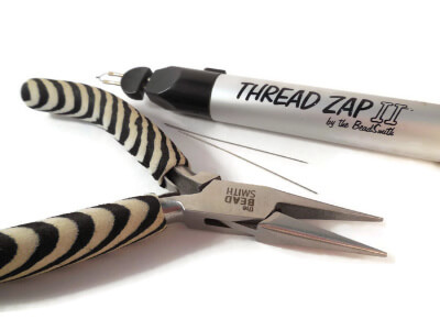 Bead weaving tools - The Bead Club Lounge