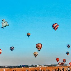 Clark Hot Air Balloon