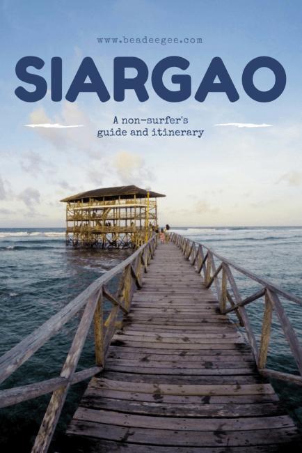 Siargao Philippines