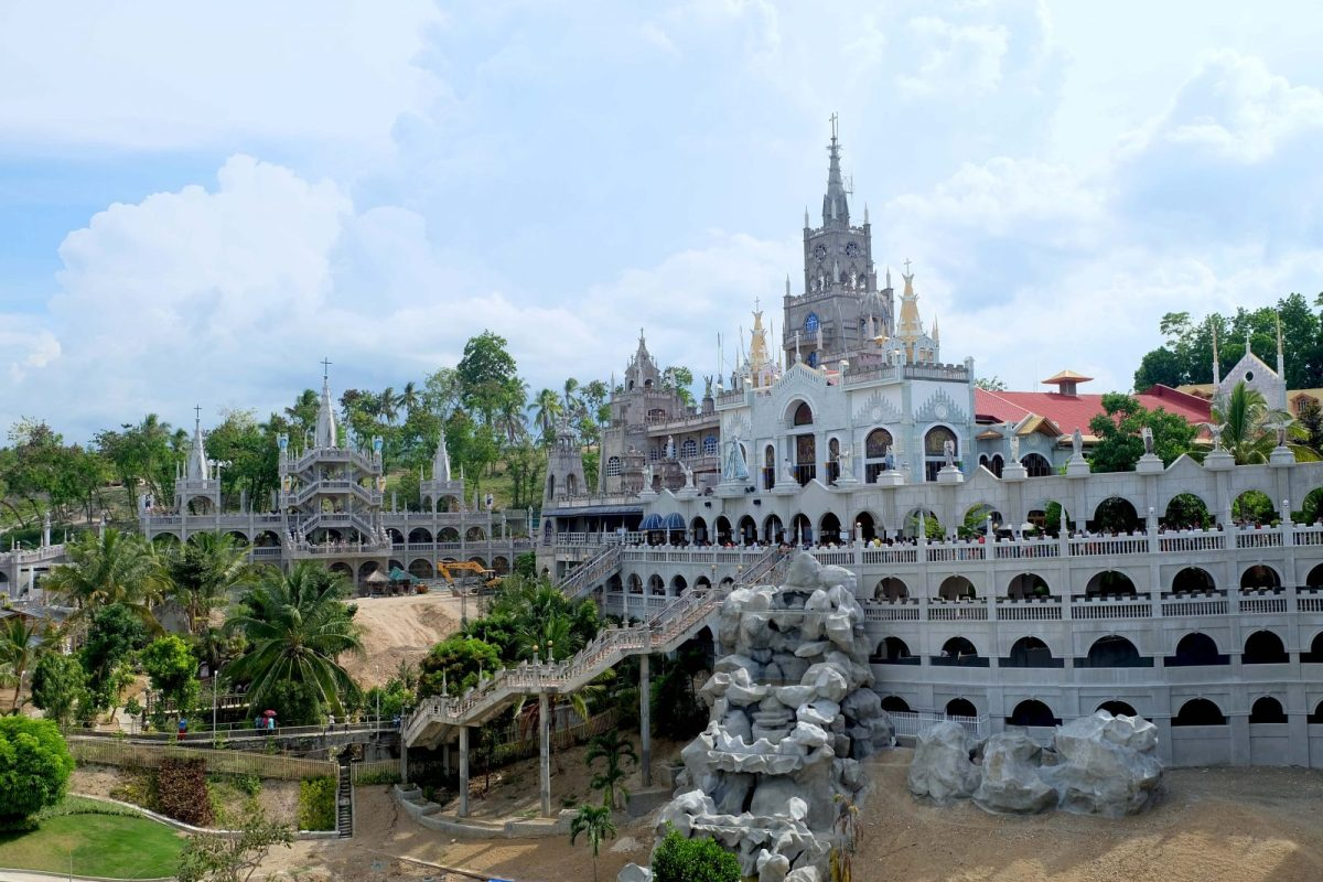 Simala Church, Cebu