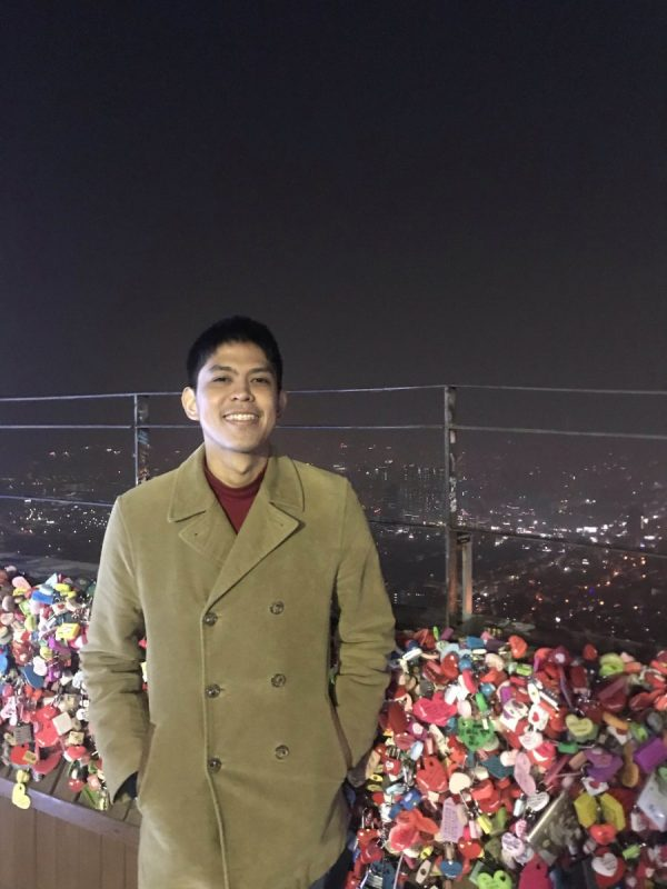 N Seoul Tower lovelocks