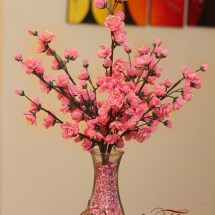 French beaded cherry blossoms by Bead Flora and Jewels