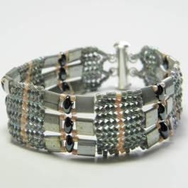 Tila Herringbone Bracelet