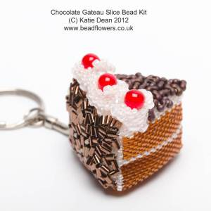 Chocolate Gateau Slice Kit