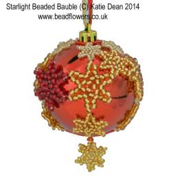 peyote stars bauble
