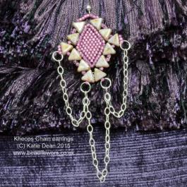 Kheops_CHain_earrings