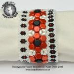 honeycomb_flower_bracelet2